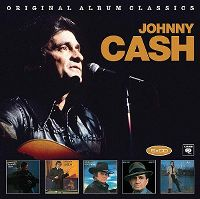 Cover Johnny Cash - Original Album Classics [2018]